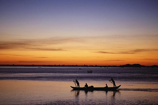 Lac de Tonle Sap