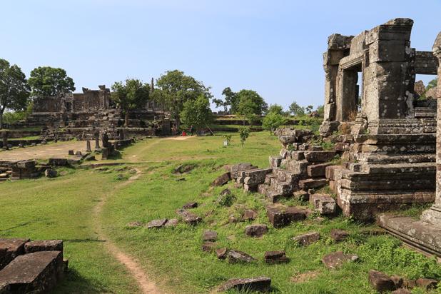 Temple de Pre Viher