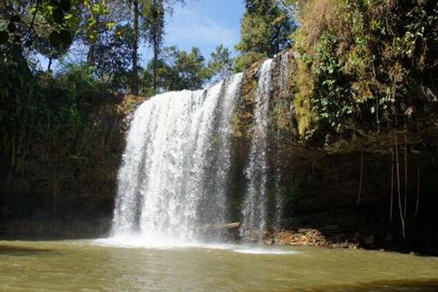 Kan Chang water fall