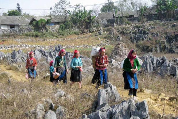 Sung La village