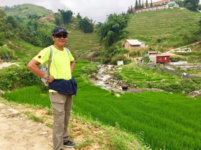 M. Ho Quoc Trung
